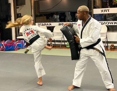 Getting Back To Normal martial arts classes in CITY