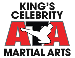 King's ATA Celebrity Martial Arts Logo